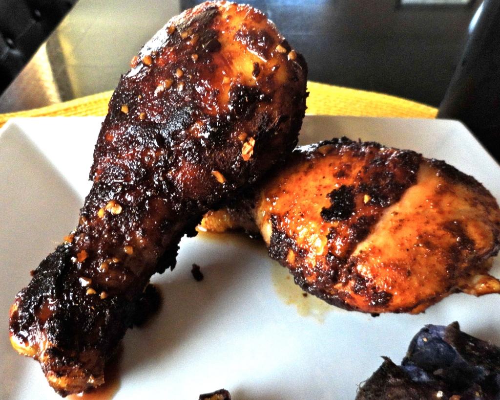 Recipe Swap: Honey-Glazed Chicken Drumsticks