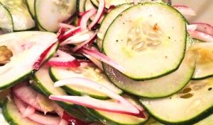 Quickle Salad