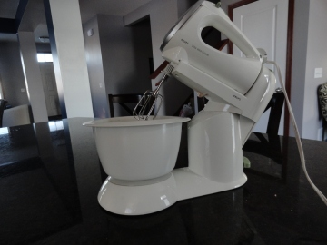 My low powered stand mixer