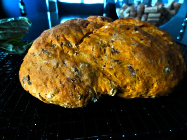 Tomato Basil Bread: Panera Copycat
