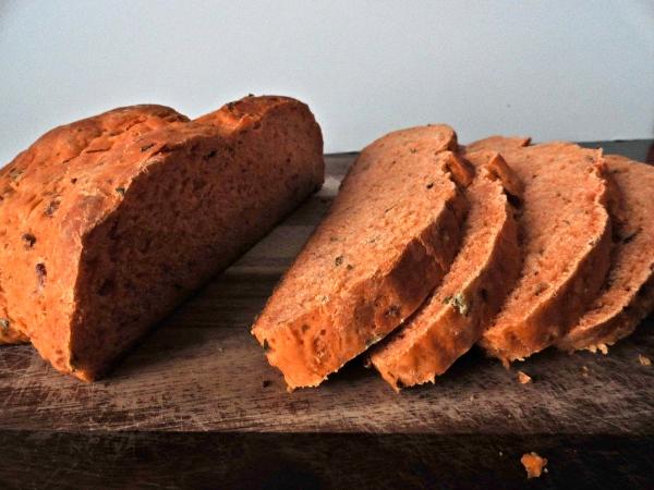 Tomato Basil Bread