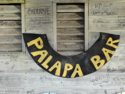 Palapa Bar, Ambergris Caye, Belize