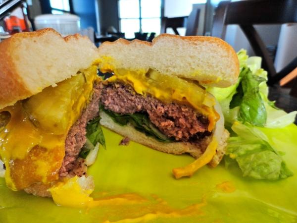 Palapa Burgers