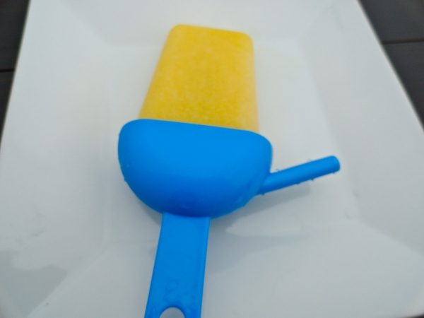 Mango Pineapple Popsicle