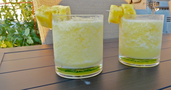Mango Pineapple Daiquiri