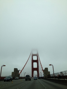 Crossing Golden Gate